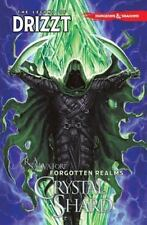 Dungeons & Dragons: The Legend of Drizzt Volume 4 - The Crystal Shard Salvatore