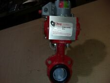 Bray Controls 92-0630-11310-532 Double Actuator & Bray 30 Butterfly Valve