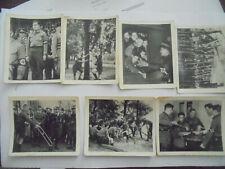 33707 7 trading cards German Delphi Hitler Jugend Rare