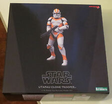 Star Wars Utapau Clone Trooper 212th Attack Battalion ArtFX Statue - kotobukiya