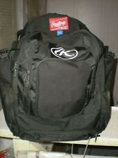 Rawlings  Bag Backpack Softball/Baseball  Pre-owned