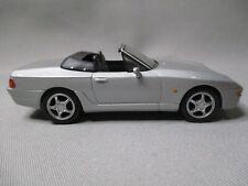 An049 high speed 1/43 porsche 968 cabriolet 1993 silver ref.??? good condition