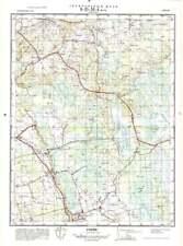 Russian Soviet Military Topographic Maps - KUTI/ ROELA  (Estonia), ed.1974