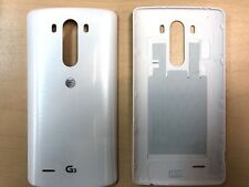 LG G3 D851 D850 VS985 Battery Door Back Cover with NFC White