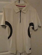 Porsche Design Drivers Selection Ladies Shirt XL Off White Color