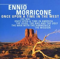 Ennio Morricone - Once Upon A Time In The West - Ennio Morricone CD I7VG The
