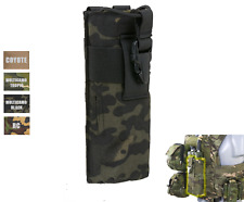Large Radio Pouch Molle-Tasche Airsoft / Paintball / Camping in vers. Farben