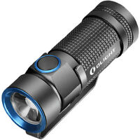 Olight S1 Baton Side Switch LED Flashlight, 500 Lumens,1 CR123A battery included