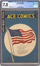 Ace Comics #65 CGC 7.0 1942 1616421002