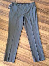 Polyester Dress-Flat Front Pants for Men