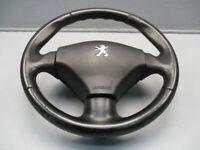 Peugeot 206 Cc (2D) 1.6 16V Volant 9644116577 Cuir