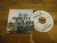 CD VA Earth (11 Song) Promo EFA EDGAR MUSIC cb