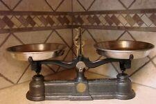 Rare Antique Jos. Florenze Budapest Kraft 5 Kilo Scale Scales Vintage Kitchen