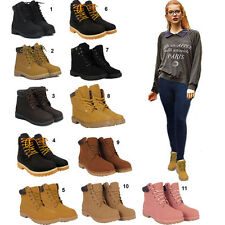 Unbranded Lace Up Ankle Boots for Women