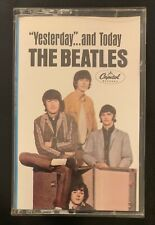 "The Beatles – ""Yesterday""…and Today 1978 C4-90447 Cassette Tape 1992"