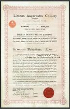 (India) Lintons Angarpatra Colliery Ltd. (1926)
