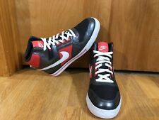 Womens Vintage Nike Delta Force Hi Basketball Shoes/size 10/very Rare/very Nice