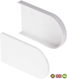 Short Window Cill Bullnose Capping End Caps (Pair)