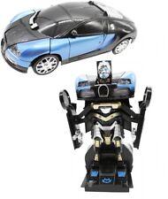 Transformer Auto Spielzeug Roboter Lichteffekt Soundeffekt Elektrisch Fahrzeug