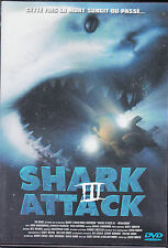 DVD SHARK ATTACK III JOHN BARROWMAN, JENNY McSHANE