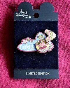 Disneyland DCA 2001 EASTER EGG MICKEY MOUSE L/E 2400 Pin - Retired Disney Pins