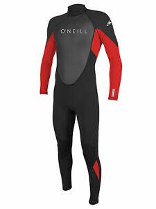 O'Neill Reactor 3/2mm Full Body Neoprene Wetsuit for Men