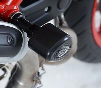 R&G RACING Aero Crash Protectors, Ducati Monster 797 *BLACK*