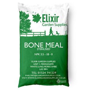 Bone Meal Organic All Purpose Garden Plant Fertiliser in Bags