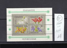 Malawi  1969  MNH   s/sh  .Flowers  Orchids .See scan.
