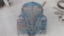 1939 1940 Plymouth Pickup GRILLE Original -free delivery-Carlisle/Hershey Swaps