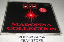 MADONNA COLLECTION - DANCE INTO THE BEAT -8 TRACK CD-