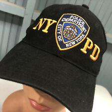NYPD New York Police Licensed Adjustable Baseball Cap Hat
