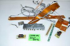 AQUOS LC-52SE940 Small Parts Repair Kit LVDS CABLES;CONTROLS;IR SENSOR;SIDE INPU