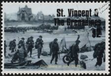 WWII D-Day: Normandy Invasion Canadians Land at Juno Beach Stamp #2