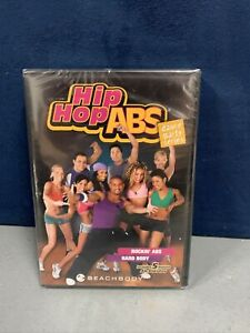 HIP HOP ABS Dance Party Series: 2008 BEACHBODY Rockin' ABS & Hard Body, DVD, New