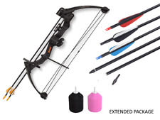 Bear brave Brave Compound-Bow Package. Youth and kids bow package