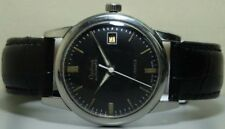 Vintage Optima Automatic Date Swiss Made Wrist Watch s134 old Used Antique