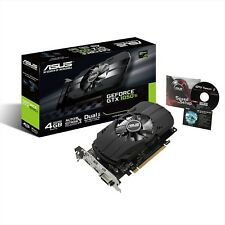 ASUS Geforce GTX 1050 Ti 4GB Phoenix fan Edition DVI-D HDMI DP 1.4 Gaming Card