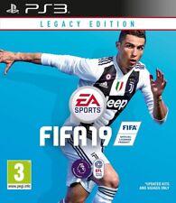 Fifa 19 ps3 juego Legacy Edition PlayStation 3 fútbol * nuevo embalaje original *