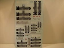 "DECALS 1/43 - 1/32 - 1/24 - 1/18 TABAC "" M . RLBO . O "" 2004  - VIRAGES  T219"