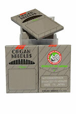 50 Organ Needles 135X17, DPX17, SY3355,  SIZE 16, For walking foot, SINGER, JUKI