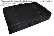 BLUE STITCH FITS TOYOTA MR2 MK1 AW11 84-90 GLOVE BOX LID COVER GLUE NEEDED