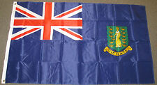 3X5 BRITISH VIRGIN ISLANDS FLAG BRITAIN UK BANNER F146