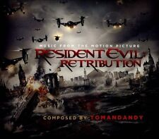 Resident Evil: Retribution [Music from the Motion Picture] CD Soundtrack NEW