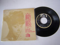 EP 4 TITRES VINYLE 45 T , MARY WELLS , USE YOUR HEAD . VG - / EX . RARE .