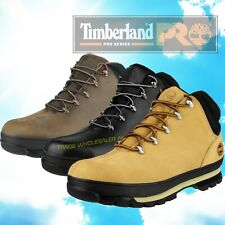 Timberland Pro Splitrock Work Safety Boots Hiker, Honey (Wheat),   Black, Gaucho