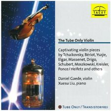 Danie  Liu Xuesu Gaede - The Tube Only Violin [CD]