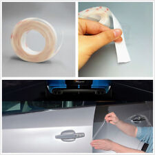 Universal 15mmX5m Invisible Car Door Sill Edge Protector Decal Anti-Scratch Film
