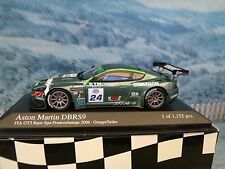 1/43 Minichamps   Aston Martin No DBRS9. BMS 2006 1 of 1152