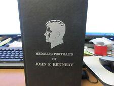1966 Medallic Portraits of John F Kennedy / Edward C Rochette